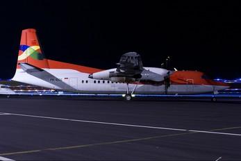 PK-ECG - Sky Aviation Fokker 50