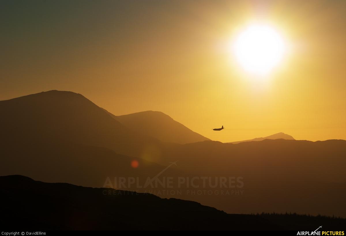 USA - Air Force 87-0023 aircraft at Off Airport - Wales