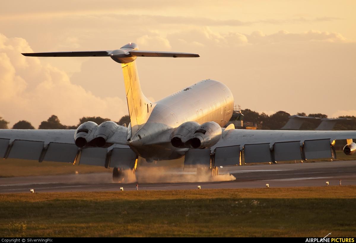 Royal Air Force XV102 aircraft at Bozeman - Gallatin Field