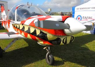 G-RNRS - Private Scottish Aviation Bulldog