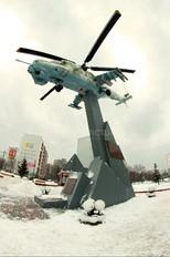 - - Russia - Air Force Mil Mi-24V