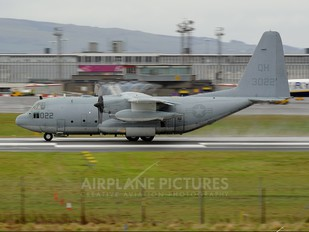 163022 - USA - Marine Corps Lockheed KC-130T Hercules