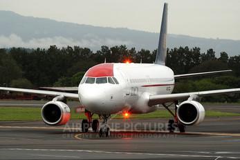 N492TA - TACA Airbus A319
