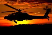 - - Netherlands - Air Force Boeing AH-64D Apache aircraft