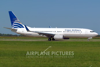 HP-1716CMP - Copa Airlines Boeing 737-800