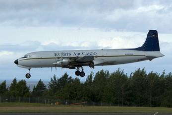 N400UA - Everts Air Cargo Douglas DC-6A