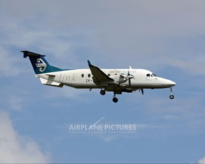 ZK-EAA - Air New Zealand Link - Eagle Airways Beechcraft 1900D Airliner