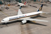 9V-SVM - Singapore Airlines Boeing 777-200ER aircraft