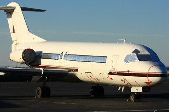 N494US - Horizon Air Fokker F28