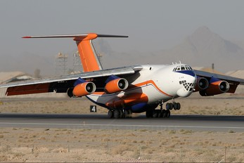 EK-76592 - V-Bird Ilyushin Il-76 (all models)