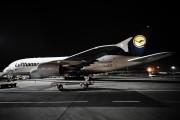 D-AIMB - Lufthansa Airbus A380 aircraft