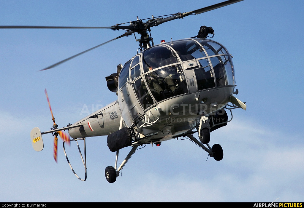 Malta - Armed Forces AS9211 aircraft at Malta Intl