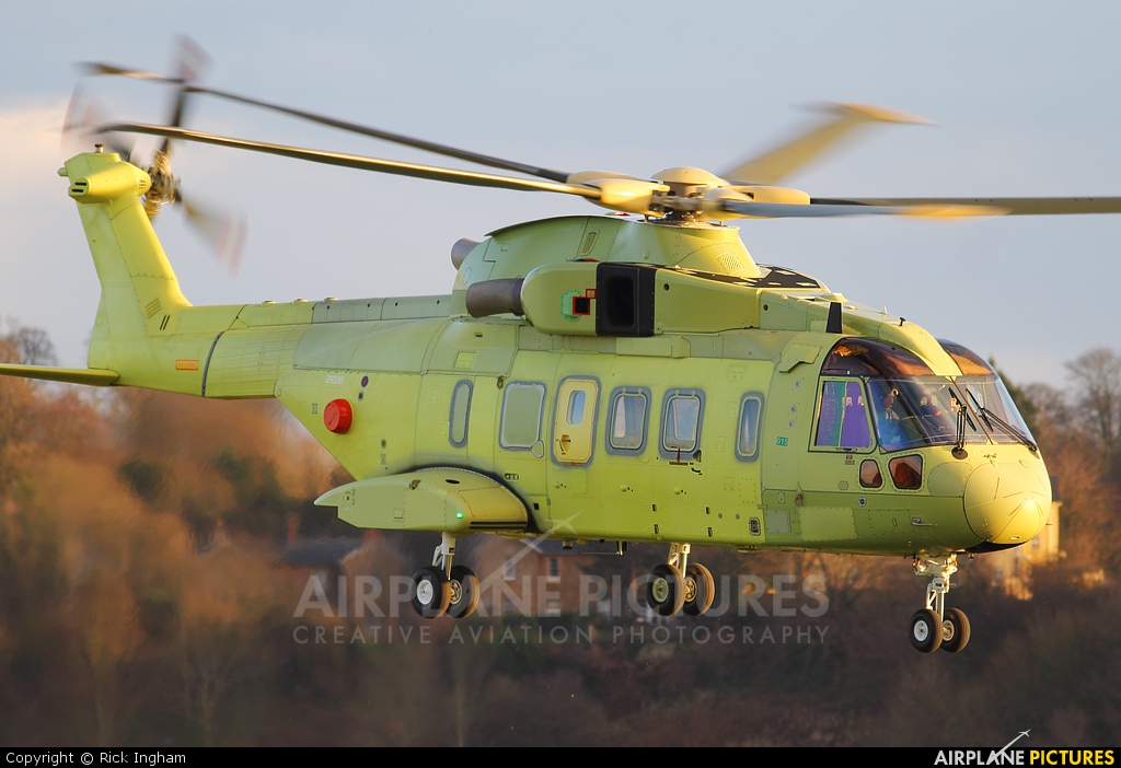 Turkmenistan - Government ZR336 aircraft at Yeovil