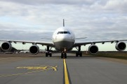 D-AIHI - Lufthansa Airbus A340-600 aircraft