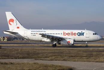 F-ORAG - BelleAir Airbus A319