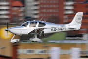 SE-MDY - Private Cirrus SR22 aircraft