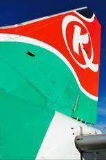 5Y-KQA - Kenya Airways Boeing 737-300