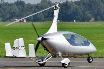 D-MCEG - Private AutoGyro Europe Calidus