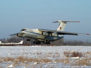 01 - Russia - Air Force Ilyushin Il-76 (all models)
