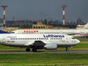 D-ABIB - Lufthansa Boeing 737-500