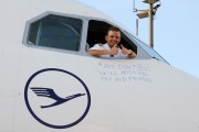 D-AIAU - Lufthansa Airbus A300 aircraft