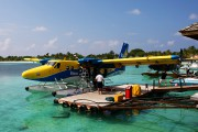 8Q-TMS - Trans Maldivian Airways - TMA de Havilland Canada DHC-6 Twin Otter aircraft