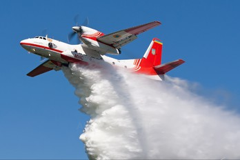 32 - Ukraine - Ministry of Emergency Situations Antonov An-32 (all models)