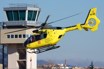 EC-IQZ - Spain - Catalunya - Dept. of Interior Eurocopter EC135 (all models)