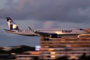 PP-PJP - Trip Linhas Aéreas Embraer ERJ-190 (190-100) aircraft