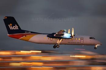 V2-LGN - LIAT de Havilland Canada DHC-8-300Q Dash 8