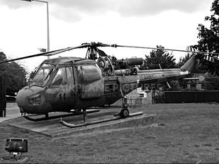 XT617 - British Army Westland Scout AH.1