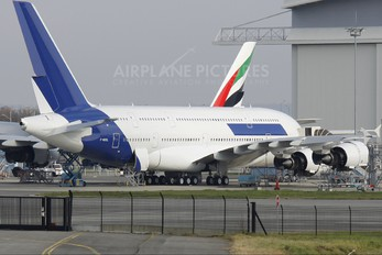 F-WXXL - Private Airbus A380