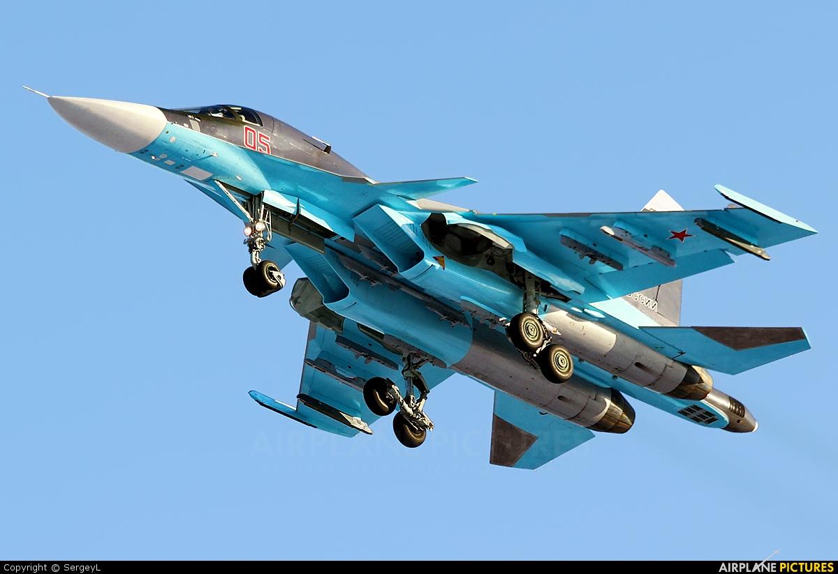 05 russia air sukhoi su 34 at undisclosed location photo id 182249 airplane