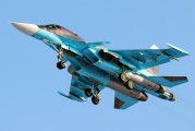05 - Russia - Air Force Sukhoi Su-34 aircraft