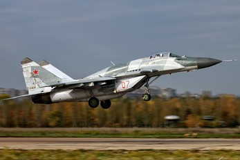 07 - Russia - Air Force Mikoyan-Gurevich MiG-29SMT