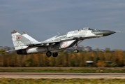 07 - Russia - Air Force Mikoyan-Gurevich MiG-29SMT aircraft