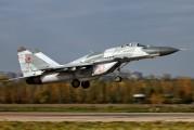 07 - Russia - Air Force Mikoyan-Gurevich MiG-29SMT aircraft