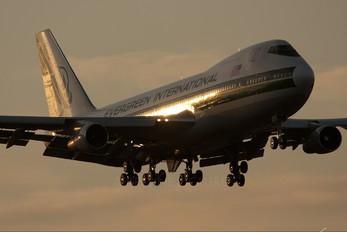 N470EV - Evergreen International Boeing 747-200