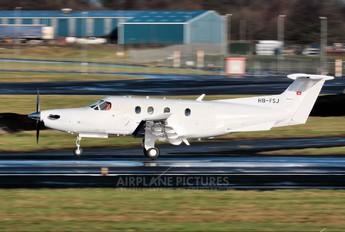 HB-FSJ - Pilatus Pilatus PC-12