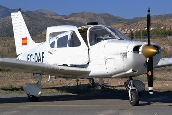 EC-DAF - Aeroclub de Alicante Piper PA-28 Warrior