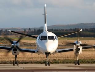 G-GNTB - Loganair SAAB 340