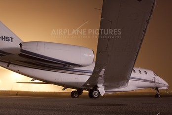 LN-HST - Private Cessna 750 Citation X