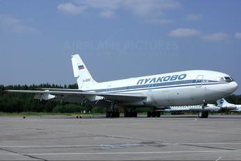 RA-86050 - Pulkovo Airlines Ilyushin Il-86