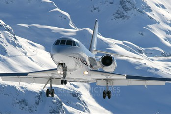 CS-DLC - NetJets Europe (Portugal) Dassault Falcon 2000 DX, EX