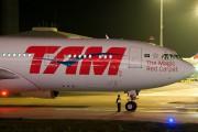 PT-MVL - TAM Airbus A330-200 aircraft