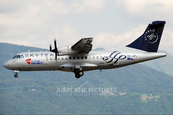 OK-JFL - CSA - Czech Airlines ATR 42 (all models)