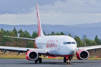 D-ABBU - Air Berlin Boeing 737-800