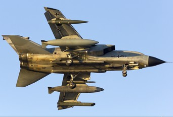 46+39 - Germany - Air Force Panavia Tornado - ECR
