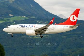 TC-JKO - Turkish Airlines Boeing 737-700