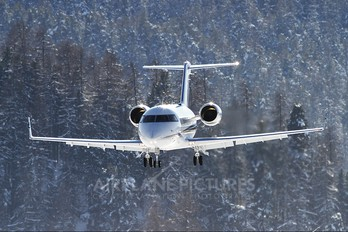 D-ARTE - Private Canadair CL-600 Challenger 601